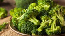El brócoli ayuda a proteger la piel en verano