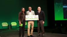 Invernadero fotovoltaico orgánico gana los premios Go Green in the City