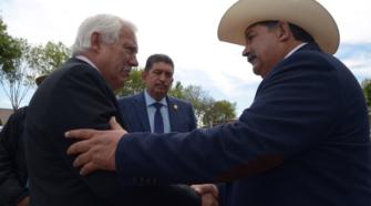 Legisladores y autoridades trabajan en proyecto de transformación del campo mexicano