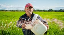 Productores y gobierno acuerdan plan para impulsar producción de arroz