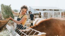 Las mujeres intentan abrirse paso en la agricultura francesa
