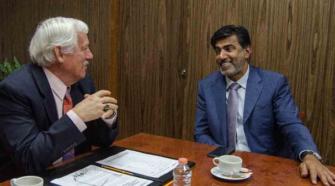 México y Qatar buscan dinamizar comercio agroalimentario