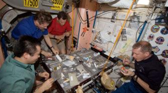 Investigador del TecNM analiza nuevas formas de alimentar astronautas