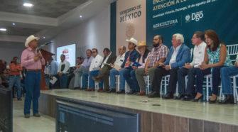 Atienden a productores por retraso de lluvias en Durango
