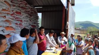 Programa de fertilizantes supera expectativas de apoyos en Guerrero