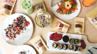Kalipai, snacks orgánicos y sustentables