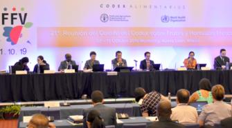 Comité del Codex logró acuerdos para normas de 4 productos
