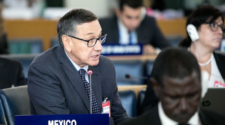 México participa en 46° sesión del Comité de Seguridad Alimentaria Mundial