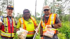 Compañía minera de Sonora produce fertilizante orgánico