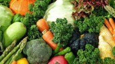 Sí al consumo de hortalizas orgánicas