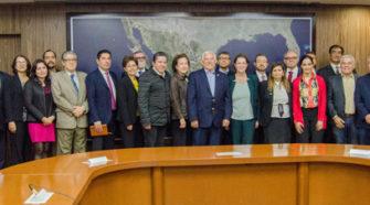 Víctor Villalobos toma posesión de la Secretaría de Agricultura y Desarrollo Rural