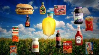 Alimentos en EEUU menos seguros que en Europa