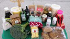 Productores alternativos ofrecen alimentos orgánicos en Tlaxcala