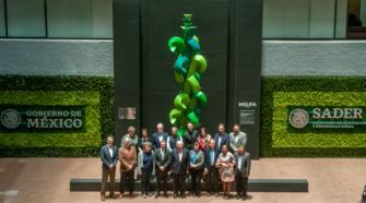Cimmyt y gobierno federal impulsan una agricultura sustentable e inclusiva