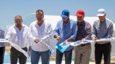 Conapesca inaugura primer centro de mejoramiento genético del camarón