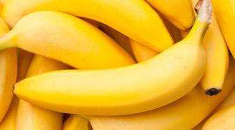 China y México firman protocolo para exportación de plátano mexicano