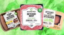 Carne vegana debuta en Wall Street