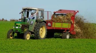 Sector agroalimentario causa 25% de emisión de GEI