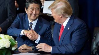 EE. UU. y Japón firman acuerdo comercial