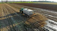 Tecnología transforma lodo en abono más eficiente